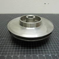 317SS Impeller to fit Ingersoll-Rand 2X10A