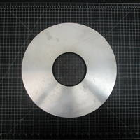 Other image of a 316SS Sideplate Discharge Liner to fit Warren 4PL15 and 4PH15