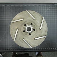 Other image of a 316SS Impeller to fit Goulds 3180 M 6x8-16
