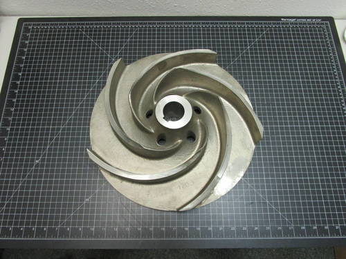 Featured image of a 316SS Impeller to fit Goulds 3180 M 6x8-16