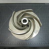 316SS Impeller to fit Goulds 3180 M 6x8-16