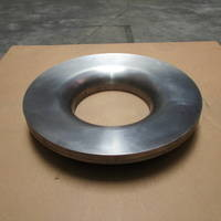 Other image of an Iron Suction Sideplate to fit Goulds 3180 L 8x10-22
