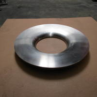 Other image of a Duplex Stainless Steel Sideplate to fit Sulzer APT55-8