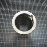 Other image of a 304SS/NCB Hard-Faced Sleeve to fit Worthington 10 LNH-18