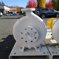 Other image of a Sulzer/Ahlstrom CPT 24-2 Duplex Stainless A890 Pump
