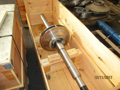 Featured image of a Stainless Steel Rotating Element to fit Goulds 3620 L 10x12-19SQ