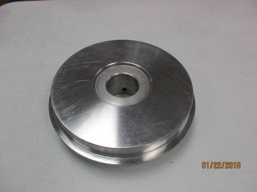 """Featured image of a CF8M / 316SS Stuffing Box Cover to fit Allis Chalmers CSO 8.5"""""""