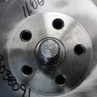 Other image of a CN7M / D20 Impeller to fit Durco/Flowserve Group 2 6x4-13/11