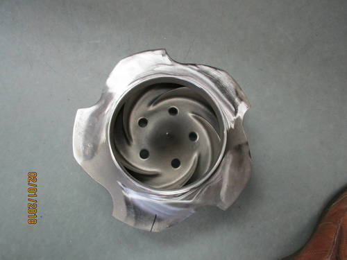 Featured image of a CN7M / D20 Impeller to fit Durco/Flowserve Group 2 6x4-13/11