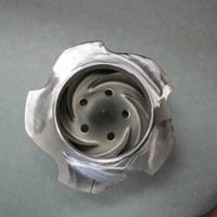 CN7M / D20 Impeller to fit Durco/Flowserve Group 2 6x4-13/11