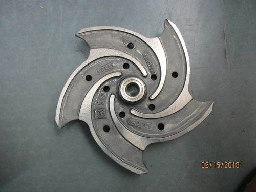 Featured image of a Titanium Impeller to fit Goulds 3196MT / MTX / MTI  2x3-13