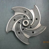 Titanium Impeller to fit Goulds 3196MT / MTX / MTI  2x3-13
