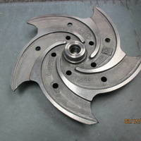 Other image of a Titanium Impeller to fit Goulds 3196MT / MTX / MTI  2x3-13