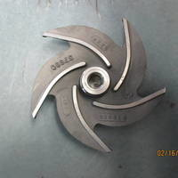 Titanium Impeller to fit Goulds 3196MT / MTX / MTi  2x3-10
