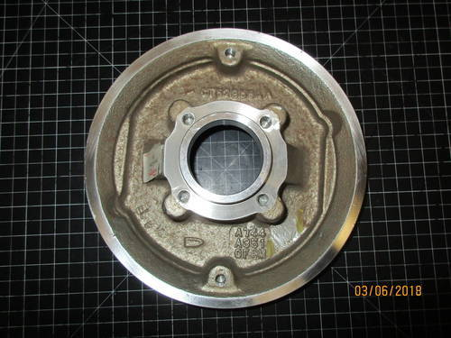 """Featured image of a 316SS FMS Rear Cover Plate to fit Durco / Flowserve  MK 3  Group 1  6"""" & 8"""""""