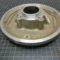 """Other image of a 316SS FMS Rear Cover Plate to fit Durco / Flowserve  MK 3  Group 1  6"""" & 8"""""""