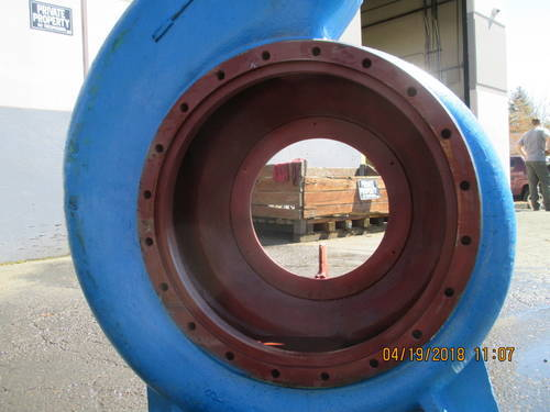 Featured image of a Cast Iron Casing to fit Warren 12PL22