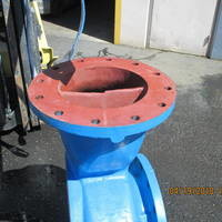 Other image of a Cast Iron Casing to fit Warren 12PL22