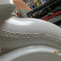 High Chrome Iron Casing to fit Sulzer WPT 32-4C
