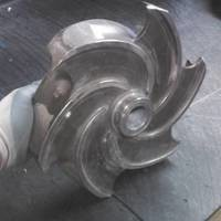 Other image of an Impeller to fit Goulds 3196 XLT/XLTX/XLTI 6x8-13