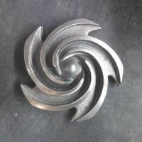 Other image of an Impeller to fit Goulds 3196 ST/STX/STI 1x1.5-8 and 3796 ST/STX/STI 1.5x1.5-8