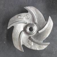 Impeller to fit Goulds 3196 ST/STX/STI 1x1.5-8 and 3796 ST/STX/STI 1.5x1.5-8