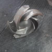 Other image of an Impeller to fit Goulds 3196 MT/MTX/MTI 3x4-8G