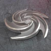 Other image of an Impeller to fit Goulds 3196 MT/MTX/MTi and 3996 MT 1.5x3-10