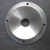 Other image of a Cast Iron Suction Cover to fit Goulds 3171 S 1x1.5-8