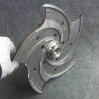 Other image of an Impeller to fit Goulds 3196 MT/MTX/MTi and 3996 MT 1.5x3-13