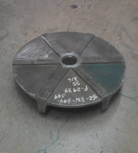 Featured image of an Impeller/Shearpeller to fit Allis Chalmers PWX 8x4-17