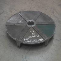 Impeller/Shearpeller to fit Allis Chalmers PWX 8x4-17