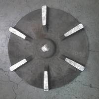 Other image of an Impeller/Shearpeller to fit Allis Chalmers PWX 8x4-17