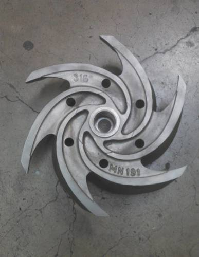 Featured image of an Impeller to fit Allis Chalmers CSO and 731 Plus 10x8-15
