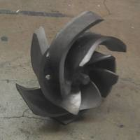 Other image of an Impeller to fit Allis Chalmers CSO and 731 Plus 10x8-15