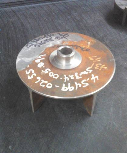 Featured image of an Impeller/Shearpeller to fit Allis Chalmers NSX and NSXV 4x4-12