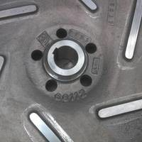 Other image of an Impeller to fit Goulds 3180 and 3185 S 4x6-14