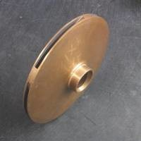Other image of an Impeller to fit Goulds 3655 and 3755 S 1.25x1.5-8