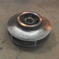 Other image of an Impeller to fit Allis Chalmers 10x8 SH