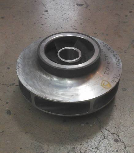 Featured image of an Impeller to fit Allis Chalmers 10x8 SH