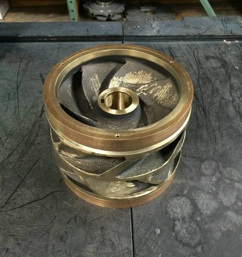 Featured image of an Impeller to fit Goulds 3405 L 12x14-12DV