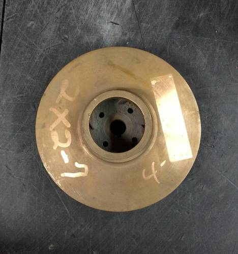 Featured image of an Impeller to fit Goulds 3655 and 3755 S 2x2-7