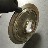 Other image of a Wear Plate to fit Worthington D1011 3x1.5-10