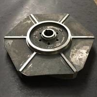 Impeller to fit Worthington D1011 Frame 3 4x3-13