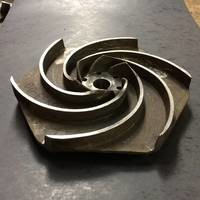Other image of an Impeller to fit Worthington D1011 Frame 3 4x3-13