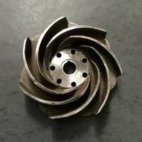 Other image of an Impeller to fit Worthington D1011 Frame 3 6x4-10
