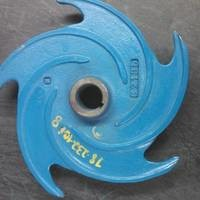Other image of an Impeller to fit Goulds 3171 and 3189 M 2.5x3-13