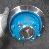 "Other image of a Stuffing Box Cover to fit Goulds 3196 8"" MT/MTX/MTI"