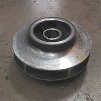 Image of this particular Impeller to fit Allis Chalmers 10x8 SH