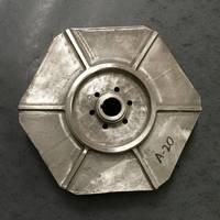 Image of this particular Impeller to fit Worthington D1011 Frame 3 4x3-13